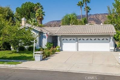 12636 Bradford Place, Granada Hills, CA 91344 - MLS#: SR19181964