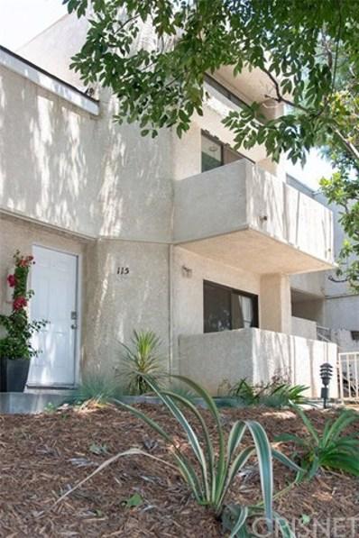 15045 Nordhoff Street UNIT 115, North Hills, CA 91343 - MLS#: SR19183139