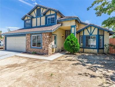 38004 Boxthorn Street, Palmdale, CA 93552 - MLS#: SR19183512
