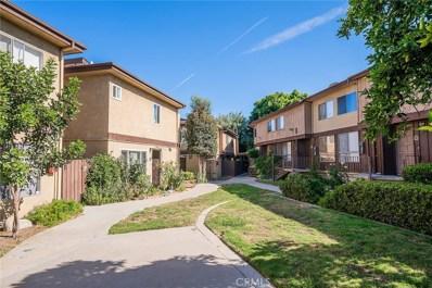 7301 Lennox Avenue UNIT E08, Van Nuys, CA 91405 - MLS#: SR19184001