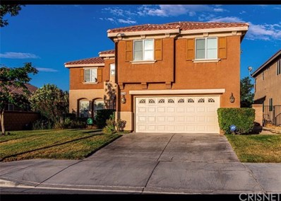 43246 22nd Street W, Lancaster, CA 93536 - MLS#: SR19185261