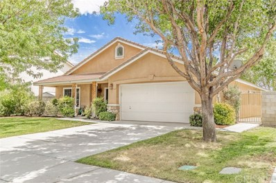 6314 Jonathon Street, Lancaster, CA 93536 - MLS#: SR19185677