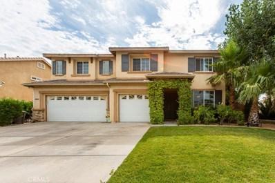 39040 Giant Sequoia Street, Palmdale, CA 93551 - MLS#: SR19185910
