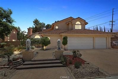 1850 Bradcliff, Palmdale, CA 93551 - MLS#: SR19186140