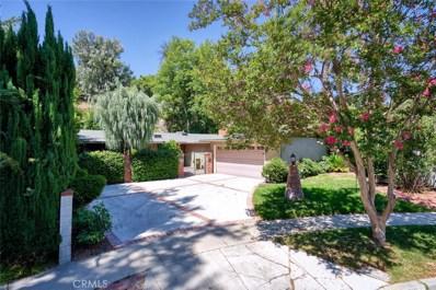 5010 Calabash Place, Woodland Hills, CA 91364 - MLS#: SR19186501