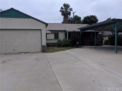 17738 Lanark Street, Reseda, CA 91335 - MLS#: SR19187332