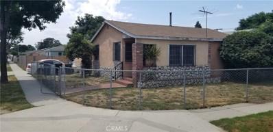 16303 S Essey Avenue, Compton, CA 90221 - MLS#: SR19187429