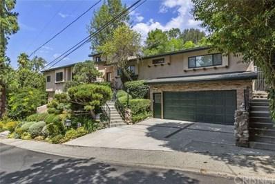 11821 Laurel Hills Road, Studio City, CA 91604 - MLS#: SR19188392
