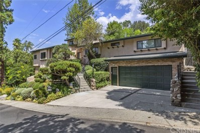 11821 Laurel Hills Road, Studio City, CA 91604 - MLS#: SR19188392