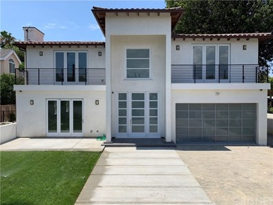 5655 Donna Avenue, Tarzana, CA 91356 - MLS#: SR19188454