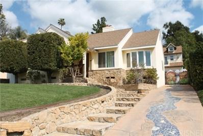 704 View Drive, Burbank, CA 91501 - MLS#: SR19188488
