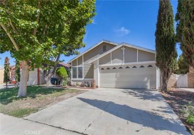 2911 Nandina Drive, Palmdale, CA 93550 - MLS#: SR19188760