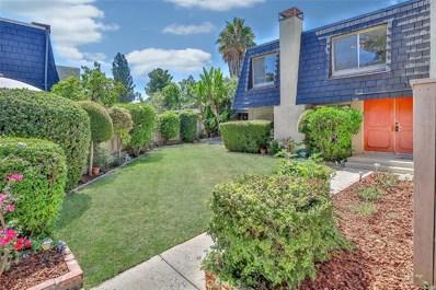 1540 Redwood Circle, Thousand Oaks, CA 91360 - MLS#: SR19188831