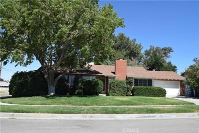 41860 Shain Lane, Quartz Hill, CA 93536 - MLS#: SR19189529