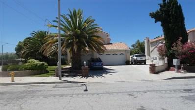 2502 Sycamore Lane, Palmdale, CA 93551 - MLS#: SR19190869