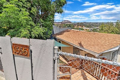 1556 Rollins Drive, City Terrace, CA 90063 - MLS#: SR19191140