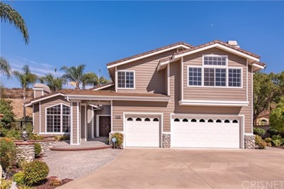 267 Goldenwood Circle, Simi Valley, CA 93065 - MLS#: SR19191927