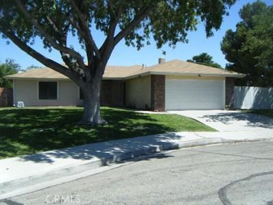 2141 Edam Street, Lancaster, CA 93536 - MLS#: SR19191930