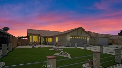 1820 Coleman Place, Rosamond, CA 93560 - MLS#: SR19192001