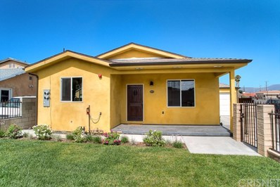 10845 Vinedale Street, Sun Valley, CA 91352 - MLS#: SR19192163