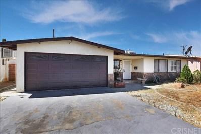 1708 E Avenue Q6, Palmdale, CA 93550 - MLS#: SR19193118