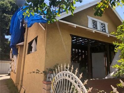 1350 E 41st Place, Los Angeles, CA 90011 - MLS#: SR19193277