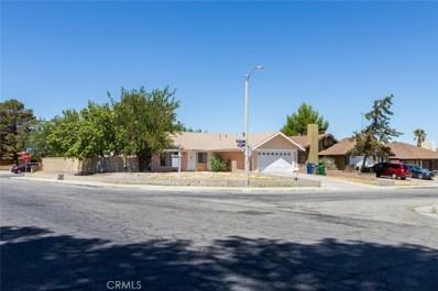 44605 Gillan Avenue, Lancaster, CA 93535 - MLS#: SR19193823