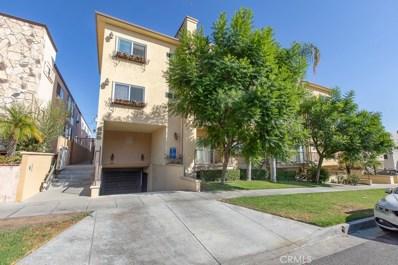 626 E Orange Grove Avenue UNIT 101, Burbank, CA 91501 - MLS#: SR19194044