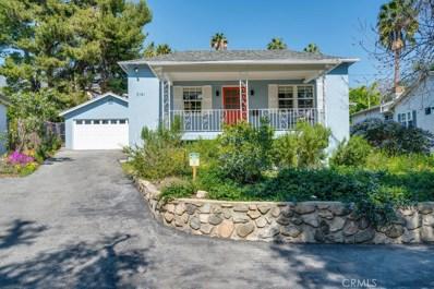 3141 Fairmount Avenue, La Crescenta, CA 91214 - #: SR19195663