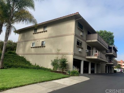 879 Via Mendoza UNIT P, Laguna Woods, CA 92637 - MLS#: SR19197276