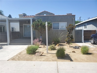 2331 S Cloverdale Avenue, Los Angeles, CA 90016 - MLS#: SR19197840