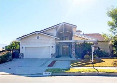 12670 Meadowlark Avenue, Granada Hills, CA 91344 - MLS#: SR19199284