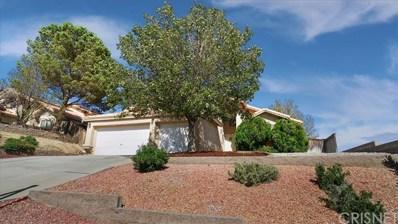 3540 Gold Crest Lane, Rosamond, CA 93560 - MLS#: SR19200024