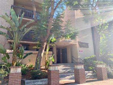 22100 Burbank Boulevard UNIT 218B, Woodland Hills, CA 91367 - MLS#: SR19200339