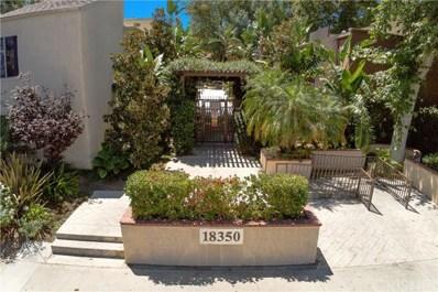 18350 Hatteras Street UNIT 110, Tarzana, CA 91356 - MLS#: SR19200452