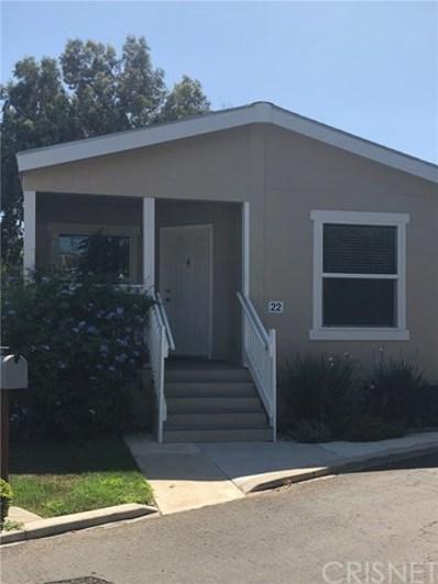 5932 Los Angeles Avenue, Simi Valley, CA 93063 - MLS#: SR19202912