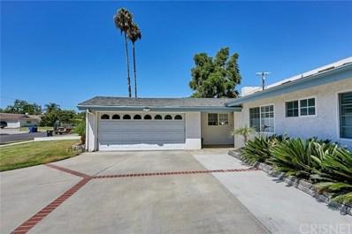 16637 Tuba Street, North Hills, CA 91343 - MLS#: SR19203647