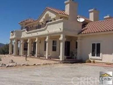 16351 Elizabeth Lake Road, Lake Hughes, CA 93532 - MLS#: SR19203899