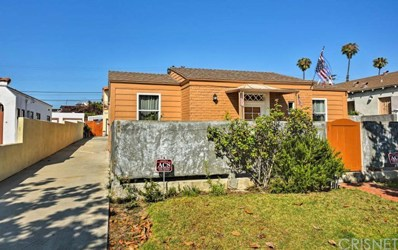 3950 Huron Avenue, Culver City, CA 90232 - MLS#: SR19204111