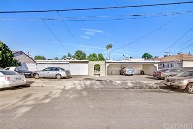 6714 Hazeltine Avenue, Van Nuys, CA 91405 - MLS#: SR19205285
