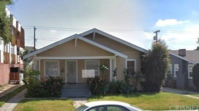 526 W Doran Street, Glendale, CA 91203 - MLS#: SR19207617