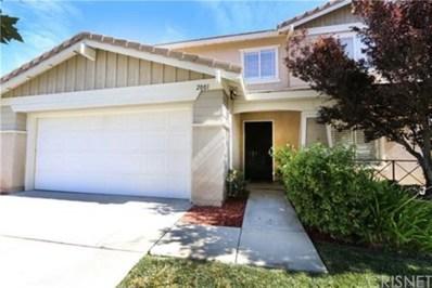 2001 Slayton Street, Palmdale, CA 93551 - #: SR19207656