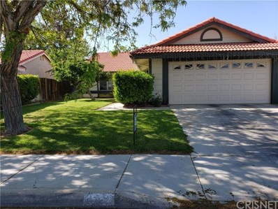 1520 Essex Lane, Lancaster, CA 93534 - MLS#: SR19208889