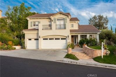 7314 Easthaven Lane, West Hills, CA 91307 - MLS#: SR19209416