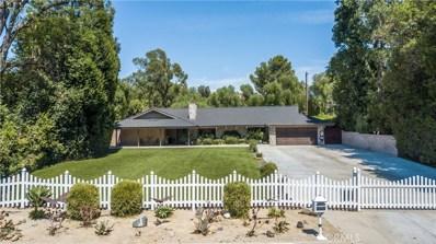 20321 Fullbright Place, Chatsworth, CA 91311 - MLS#: SR19209693