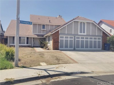 39333 Stonegate Street, Palmdale, CA 93551 - #: SR19210600