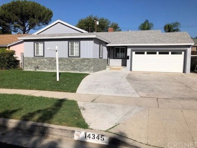 14345 Raven Street, Sylmar, CA 91342 - MLS#: SR19212388