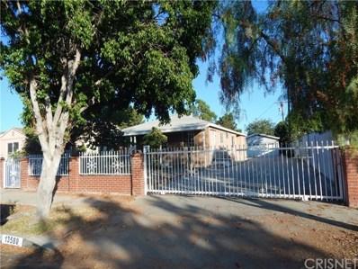 13580 Glamis Street, Arleta, CA 91331 - MLS#: SR19214291