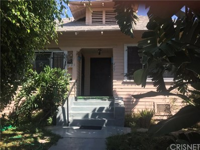 425 W 53rd Street, Los Angeles, CA 90037 - MLS#: SR19214598