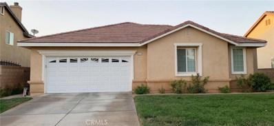 6317 W Avenue J11, Lancaster, CA 93536 - MLS#: SR19214706
